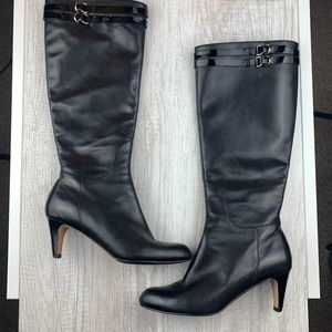 Cole Haan Nike Air Knee Boots